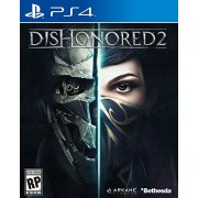 Bethesda Dishonored 2 Play Station 4 Standard Edition PlayStation 4