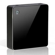 TSOON Technology Co.,Ltd Windows 10 Mini PC TSOON T15 vídeo Juego, B15 Black+CPU I7 8550U, 32G RAM 240G SSD 1TB HDD