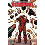 Deadpool by Skottie Young Vol. 3: Weasel Goes to Hell, Paperback/Skottie Young