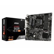 MB MSI B450M Pro-VDH MAX, AM4, micro ATX, 4x DDR4, AMD B450, DP, VGA, DVI-D, HDMI, 36mj (7A38-043R)