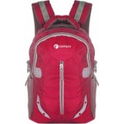Remyra 32 Ltrs Rain Cover Backpacks Waterproof Highly Durable Coaching Classic Trendy Bag Bookbag Unique Style for Women Men (red) Waterproof Backpack(Red, 32 L)