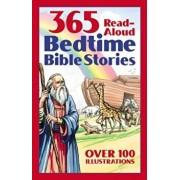 365 Read-Aloud Bedtime Bible Stories, Paperback/Daniel Partner