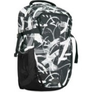 The North Face IRON PEAK 28 L Backpack(Black, White)