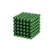 Neocube (216 balls, 5 mm) Grøn