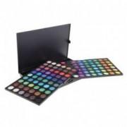 Trusa farduri 120 culori Miss Rose Rainbow nr2