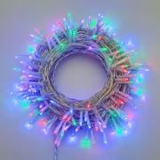 Luci Da Esterno Catena luminosa 10 m, 300 Minilucciole LED Multicolor, controller con 8 giochi di luce, non prolungabile
