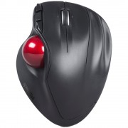 Mouse, Speedlink APTICO Trackball, Ergonomic, USB, Black (SL-630001-BK)