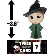 Professor McGonagall: ~3.6' Funko Mystery Minis x Harry Potter Mini Vinyl Figure + 1 FREE Official Harry Potter...
