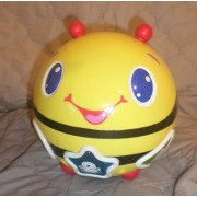 Bright Starts Having A Ball Roll And Chase Bumble Bee Children, Kids, Game