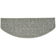Covor Scari Step, Semirotund, Gri, C271-290126, 24 x 65 cm
