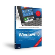 FRANZIS.de - mit Buch Das große Franzis Handbuch für Windows 10 inkl. April Update