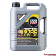 Top Tec 6100 0W-30 motorolaj 5l
