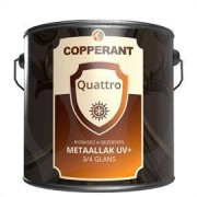 Copperant Quattro Metaallak UV+ - Mengkleur - 2,5 l