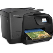 Pisač HP OfficeJet Pro 8710 All-in-One, tintni, multifunkcionalni print/copy/scan/fax, duplex, mreža, ADF, LAN, USB, D9L18A