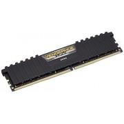 Corsair Vengeance LPX 16GB DDR4 3000MHz módulo de Memoria (16 GB, 1 x 16 GB, DDR4, 3000 MHz, 288-pin DIMM, Negro)