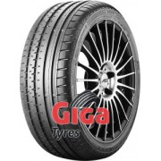 Continental ContiSportContact 2 ( 205/55 R16 91V AO, with ridge )