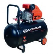 Компресор бутален 2HP/1.5 kW/ 100 l/ директно куплиране, DAAC100D, DAEWOO