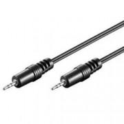 Manhattan Cavo Audio Stereo 2.5mm M/M 1,5 mt
