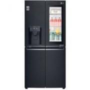 LG Réfrigérateur américain LG GMX844MCKV