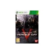 Game Armored Core: Verdict Day - XBOX 360