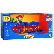Tolo Toys First Friends Train Set