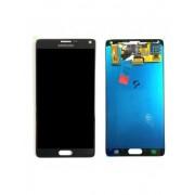 Ecran Lcd Et Vitre Tactile Galaxy Note 4 - Noir