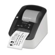 Brother QL-700 Direct Thermal Printer - Monochrome - Desktop - Label Print