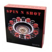 Geen Drankspel/drinkspel shot roulette