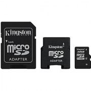 Kingston Digital Inc. 32 GB Flash Memory Card SDC4/32GB-2ADP