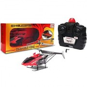 Bhawani Multicolour SX-Helicopter With Remot (pack Of 1)