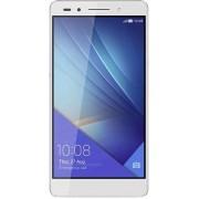 "Telefon Mobil Huawei Honor 7, Procesor Octa-Core 2.2GHz / 1.5GHz, IPS-NEO LCD Capacitive touchscreen 5.2"", 3GB RAM, 16GB Flash, 20MP, Wi-Fi, 4G, Dual Sim, Android (Argintiu)"