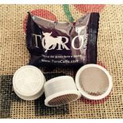Caffè Toro 200 Caffè Toro Fuoco Capsule Compatibili Lavazza Espresso Point