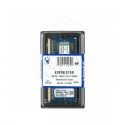 Memorija za prijenosna računala Kingston DDR3L 8GB 1600MHz KVR16LS11/8