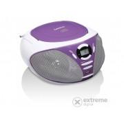 Lenco SCD-300 CD radio, ljubičasta