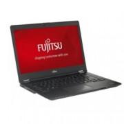 """Лаптоп Fujitsu Lifebook U938 Red (U9380M151RRO_RED), четириядрен Kaby Lake R Intel Core i5-8250U 1.6/3.4 GHz, 13.3"""" (33.78 cm) Full HD (1920 х 1080p) IPS Anti-Glare Display (HDMI), 8GB DDR4, 256GB SSD M.2 SATA, 1x USB 3.0 Type-C, Windows 10, 0.9 kg"""