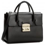 Táska FURLA - Metropolis 820658 B BGX6 ARE Onyx