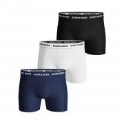 Björn Borg NOOS Solid Shorts Blue Depths 3-pack M