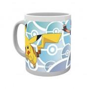 Pokemon Mok Pokemon Ash en Pikachu