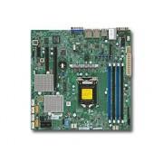 Supermicro Motherboard X11SSL-CF Intel C232 LGA 1151 (Socket H4) Micro ATX server/workstation motherboard