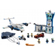 LEGO City 60210 Baza poliției aeriene