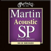 Corzi chitara acustica Martin and Co MSP 3050