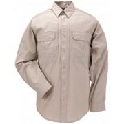 5.11 Tactical Taclite Pro Long Sleeve Shirt (Färg: Khaki, Storlek: Large)