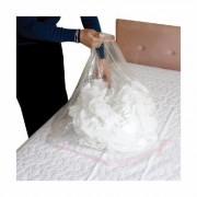 Safelit Lot de 5 sacs à linge solubles anti punaises de lit
