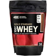 Optimum Nutrition Gold Standard 100% Whey 450 gr (Sport , Massa mus...