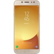 Telefon Mobil Samsung Galaxy J7 (2017) J730F 16GB Dual SIM 4G Gold Bonus Selfie Stick Tellur Z07-5