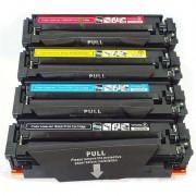 HP CF410X / CF411X / CF412X / CF 413X Set Cartuse compatibile