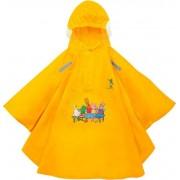 Willex Barnens Rain Poncho Groda och Vänner gul 104