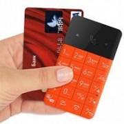 Elari CardPhone Mobilni telefon veličine kreditne kartice narandžasti ELCPORG