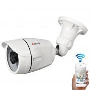 apexis AH6104BW WiFi 1.0MP Bullet 720 P IP-Camera de visie van de nacht van de steun / bewegingsdetectie IR afstand: 12-18 m