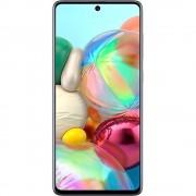 Galaxy A71 Dual Sim Fizic 128GB LTE 4G Argintiu Prism Crush 8GB RAM SAMSUNG